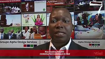FEEF 2014 : La Côte d'Ivoire a accueilli son 1er Forum de l'Emploi et de l'Entreprenariat Féminin