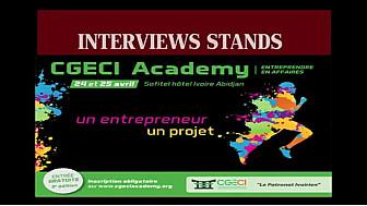 CGECY ACADEMY 2014 : A la découverte des stands thématiques