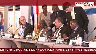 Business forum israélo-ivoirien