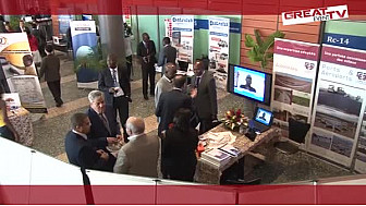 Clôture du Forum Africain des Infrastructures (FAI 2014)