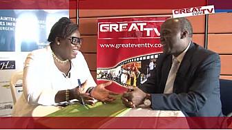 FAI 2014 : Entretien avec le Ministre malien de l'Equipement, des Transports et du Désenclavement