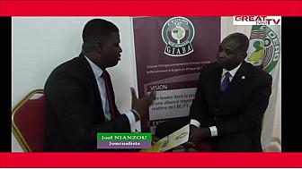 Entretien avec M. Adama COULIBALY, Directeur Général du GIABA