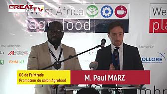 Salon international Agrodood & Plastprintpack West Africa 2018