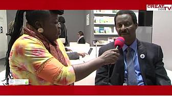 Entretien avec M. Cheick Taliby Sylla, Ministre de l'Energie et de l'Hydraulique de la Guinée Conakry