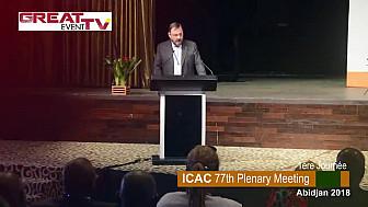 Production du Coton: Ouverture de la 77ème Réunion plénière du CCIC