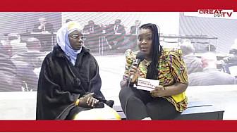 Entretien avec Mme NIANG Aminata, Présidente de l'Association des Femmes Mauritaniennes pour l'Environnement