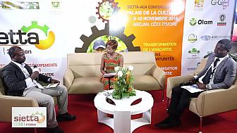 Entretien avec les représentants des sociétés ZATA MULTITECH et AFMI