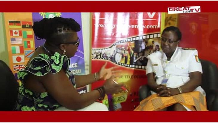 Réunion du groupe G7 des Amis du Golfe de Guinée: Entretien avec Commandant Nicole AKE