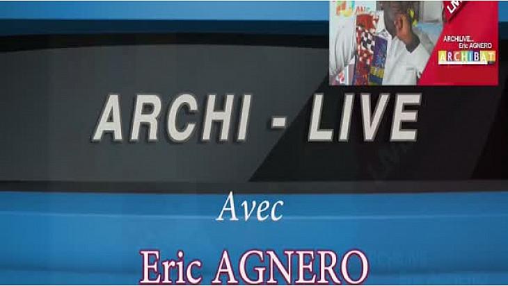 ARCHIBAT 2017: ARCHI-LIVE avec le CNOA