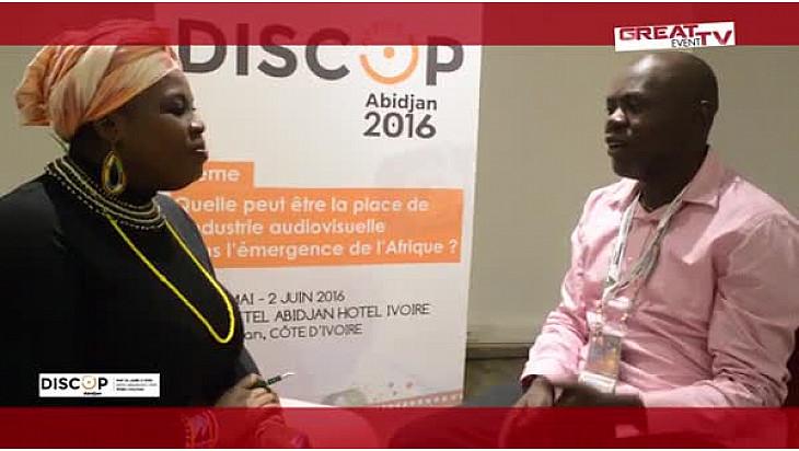 DISCOP Africa 2016: Entretien avec le cinéaste camerounais Ebenezer  KEPOMBIA