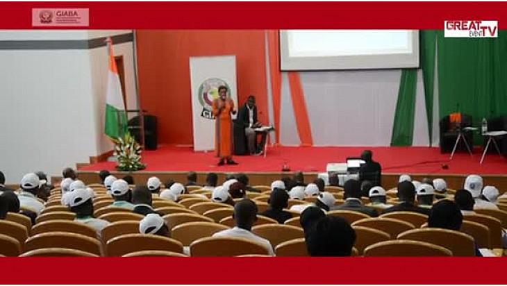 GIABA/Panel 2: 10è édition de la «Journée Porte Ouverte au profit des Jeunes»