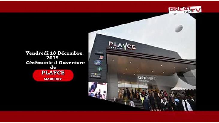 Ouverture officielle du centre commercial PlaYce Marcory