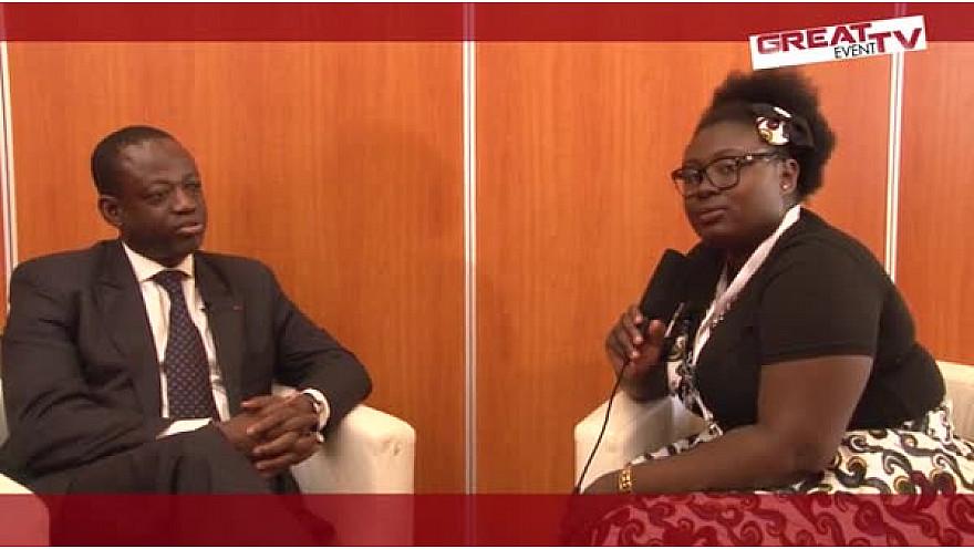 AWF 2014: Entretien avec M. Lacina KONE (Conseiller du PR de la CI, Chargé des TICs)