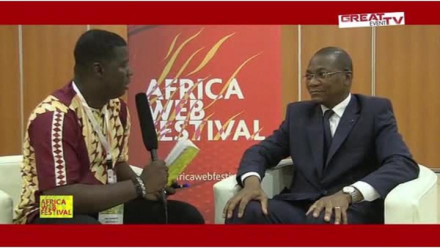 AWF 2015: Entretien avec M. Bruno Nabagné Kone, Ministre ivoirien de la Poste et des TIC