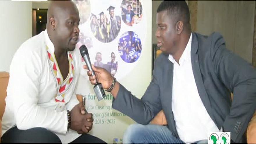 """Entretien avec M. Mamadou Kwidjim TOURE, fondateur de la Fondation """"Africa 2.0"""""""