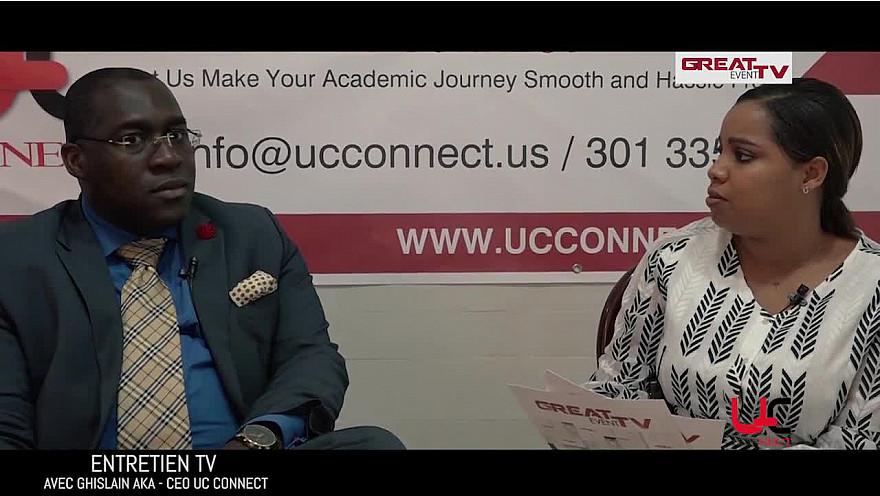 Entretien avec M. Ghislain AKA, Fondateur-manager de UC Connect