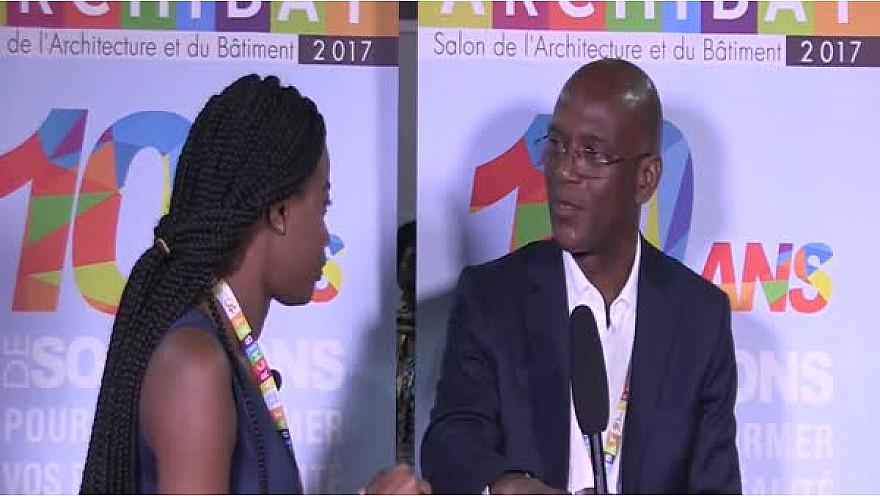 ARCHIBAT 2017: Entretien avec le Pr Mamadou Koulibaly