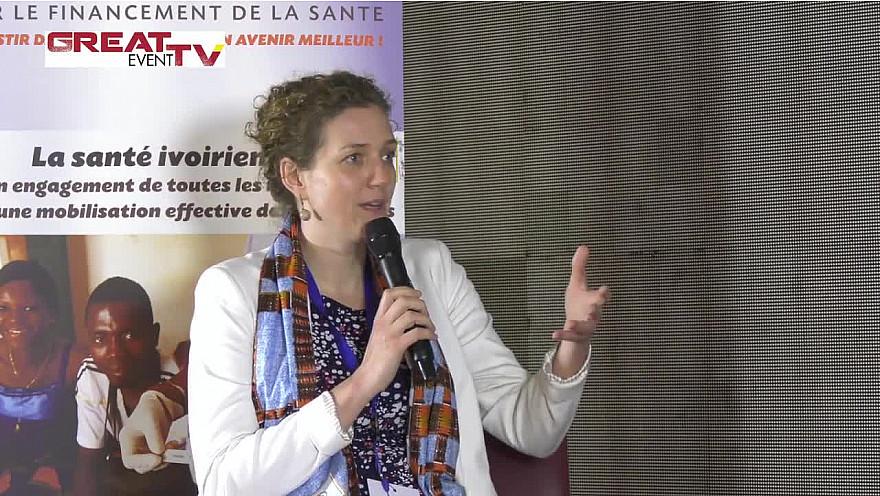 Entretien avec Ellen Van de Poel, correspondante Afrique pour le GFF