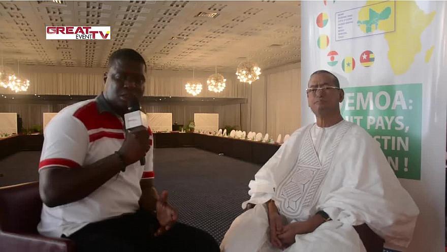 Entretien avec le ministre du Commerce et de la Concurrence du Mali