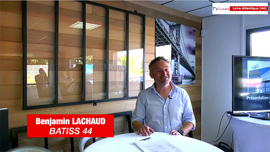 Benjamin Lachaud - BATISS 44