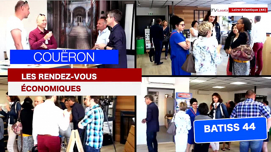 Les Rendez-vous Économiques Loire-Atlantique: chez BATISS 44 @entreprise @économie @professionnel #Smartrezo