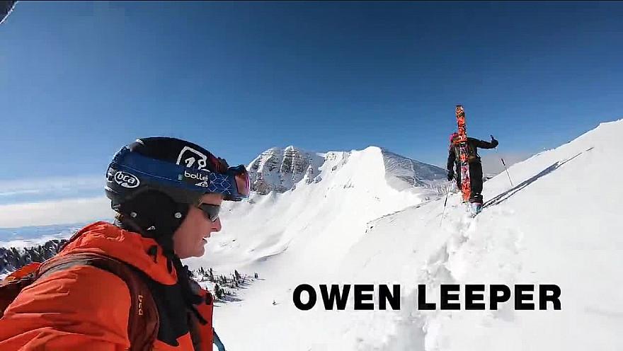 Owen Leeper Jackson hole Xtreme